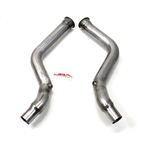 JBA PerFormance Exhaust 6966SY SS Mid-Pipe, 08-14 Challenger
