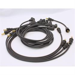 PerTronix 708101 Flame-Thrower Spark Plug Wires, 8 Cyl, GM, Black
