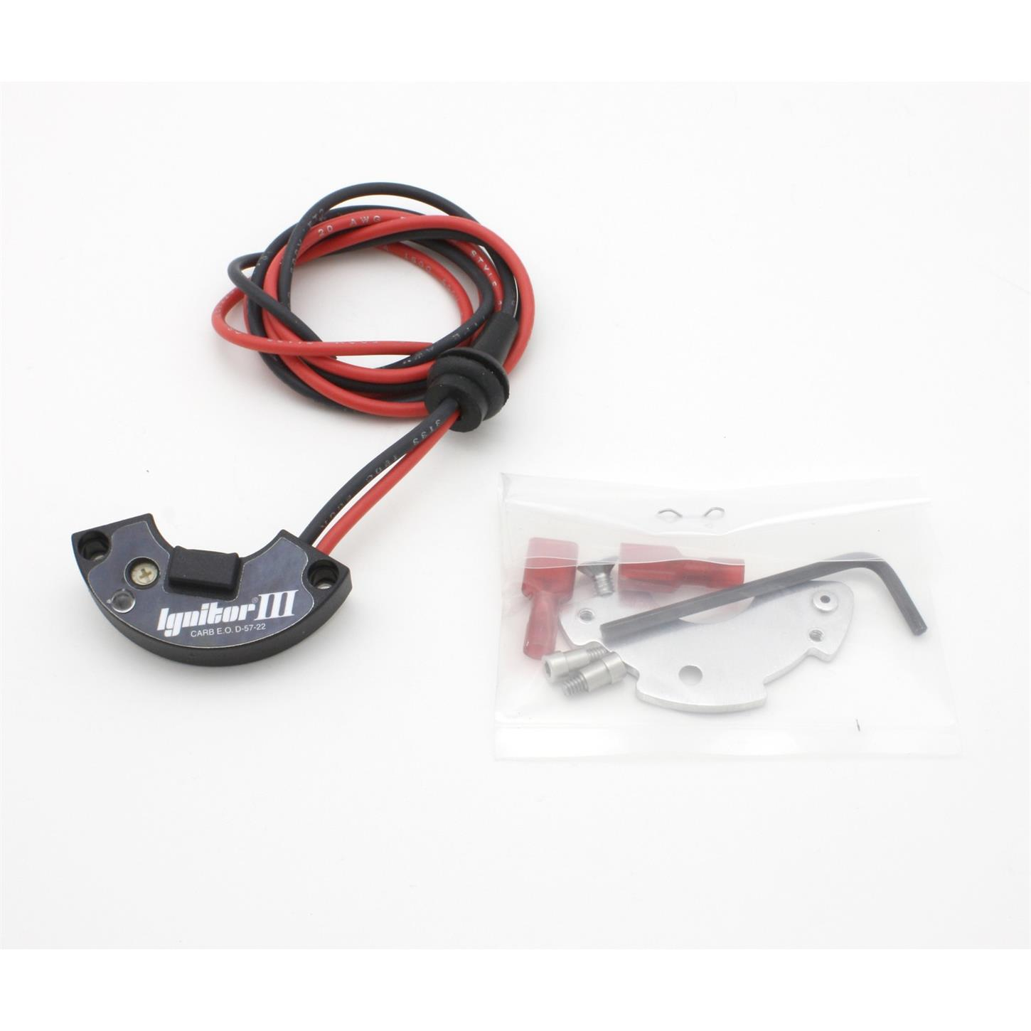 Pertronix 71847v Ignitor Iii Solid State Ignition System Bosch 4 Cyl Porsche 914 Wiring