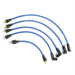 PerTronix 804309 Flame-Thrower Spark Plug Wires, 4 Cyl, 8mm Austin/MG