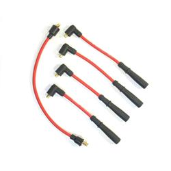 PerTronix 804414 Flame-Thrower Spark Plug Wires, 4 Cyl, 8mm Triumph