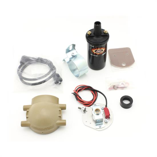 PerTronix 91247XT Ignitor II Solid-State Ignition System, Ford 4 Cyl