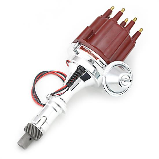 PerTronix D120711 Flame-Thrower Electronic Distributor, Pontiac V8