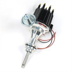 PerTronix D141710 Flame-Thrower Distributor, Mopar 273-360, Black