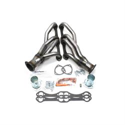 Doug's Headers D304-R 4-Tube Shorty Header, 1-5/8 In, 1964-94 GM