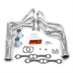 Doug's Headers D308 Full Length Header, 1-5/8 In, 1964-89 GM, CC