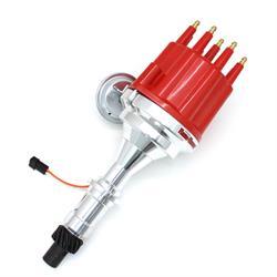 PerTronix D320711 Billet Mag Trigger Distributor Pontiac 301-455