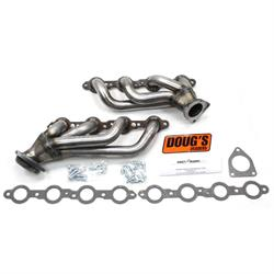 Doug's Headers D3373-R Replacement Header, 1-5/8 In, 02-07 Chevy Truck