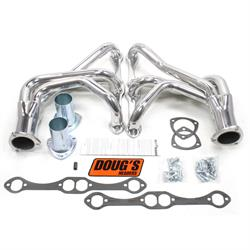 Doug's Headers D350 Full Length Header, 1-5/8 In, 63-74 Corvette, CC