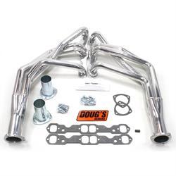 Doug's Headers D368 Full Length Header, 1-3/4 In, 67-69 Camaro, CC