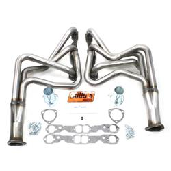 Doug's Headers D369-R Full Length Header 1-3/4 In, 64-75 Chevelle, Raw