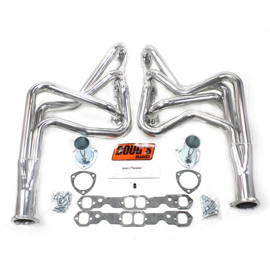 Doug's Headers D369 Full Length Header, 1-3/4 In, 64-75 Chevelle, CC