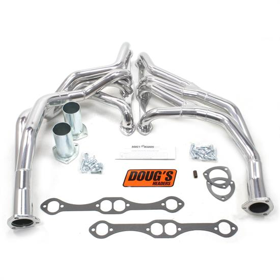 Doug's Headers D371Y Tri-Y Header, 1-5/8 In, 67-72 Chevy Truck, CC