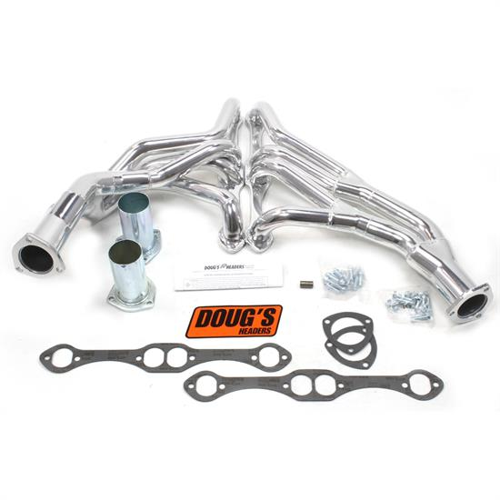 Doug's Headers D372Y Tri-Y Header, 1-5/8 In, 67-72 Chevy Truck, CC