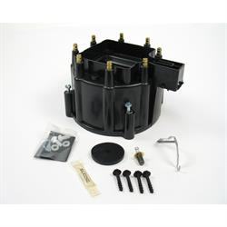 PerTronix D4050 Flame-Thrower HEI Distributor Cap Black