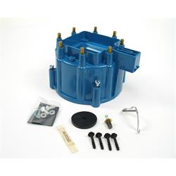 PerTronix D4052 Flame-Thrower HEI Distributor Cap Blue
