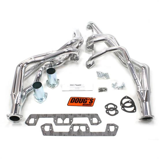 Doug's Headers D450 Full Length Header, 1-5/8 In, 63-66 Mopar, CC
