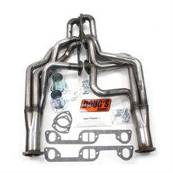 Doug's Headers D521-R Full Length Header 1-3/4 In, 65-68 Catalina, Raw