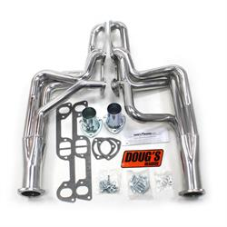 Doug's Headers D564 Full Length Header, 1-3/4 In, 64-67 GTO, CC