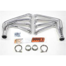 Doug's Headers D624 Full Length Header, 1-5/8 In, 62-65 Cobra, CC