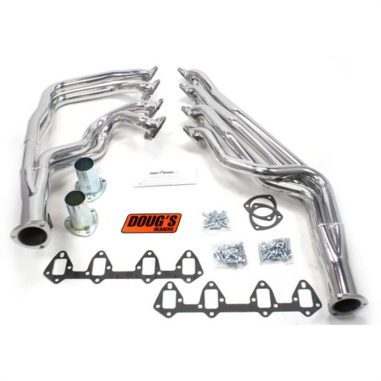 Doug's Headers D625 Full Length Header, 1-3/4 In, 64-73 Fairlane, CC