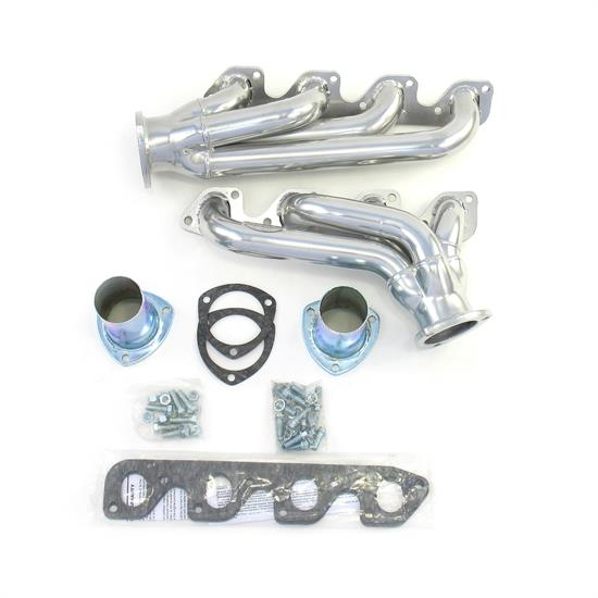 Doug's Headers D6512 Shorty Header, 1-3/4 In, Ford 351C, CC