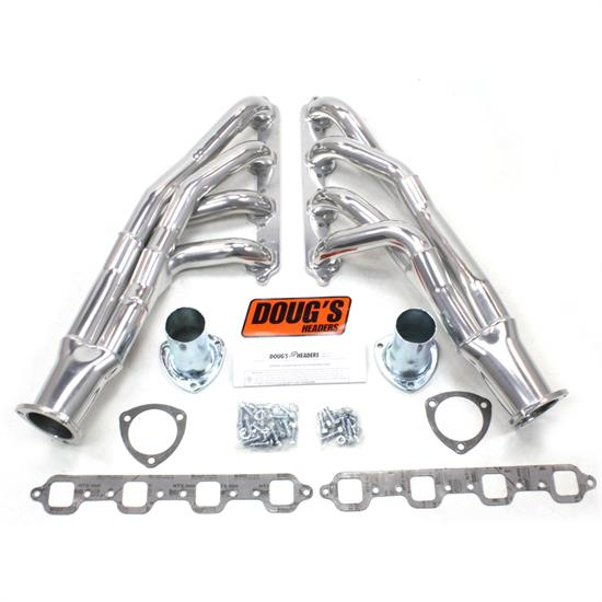 Doug's Headers D669Y-1 Tri-Y Header, 1-3/4 In, 67-70 Mustang, CC