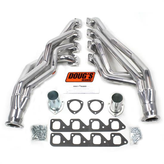 Doug's Headers D670A4 Full Length Header, 1-3/4 In, 67-70 Mustang, CC
