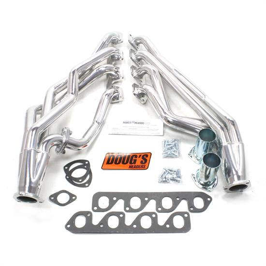 Doug's Headers D670S2 Full Length Header, 1-3/4 In, 67-70 Mustang, CC