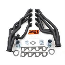 Doug's Headers D670S4-B Full Length Header 1-3/4 In 67-70 Mustang, Blk