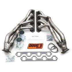 Doug's Headers D690YA-R Tri-Y Header, 1-5/8 In, 64-70 Mustang, Raw