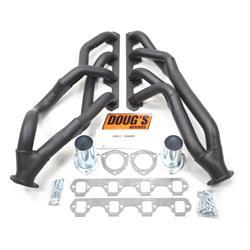 Doug's Headers D690YS-B Tri-Y Header, 1-5/8 In, 64-70 Mustang, Blk