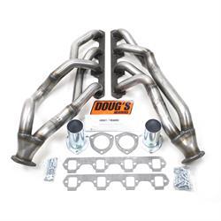 Doug's Headers D690YS-R Tri-Y Header, 1-5/8 In, 64-70 Mustang, Raw