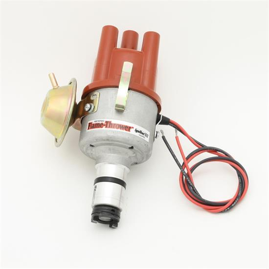 PerTronix D7182504 Flame-Thrower Ignitor III Distributor, VW Type 1