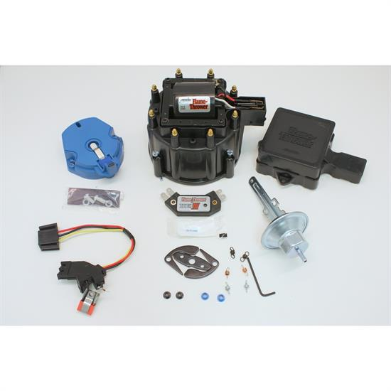 PerTronix D78010 GM HEI Tune Up Kit, BOP/Vette, Black Cap