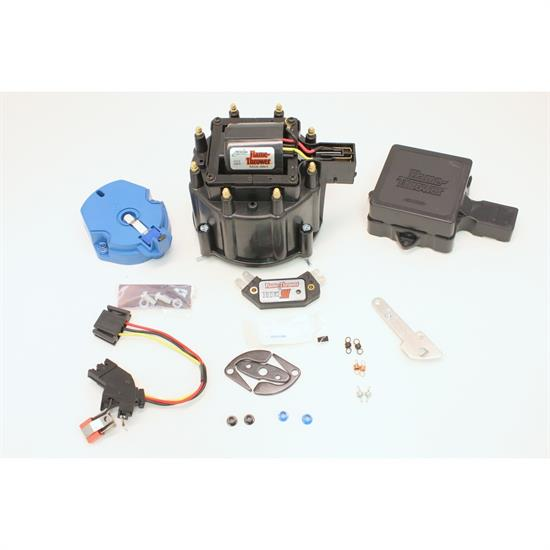 PerTronix D78070 HEI Race Tune Up Kit, Chevy, Black Cap