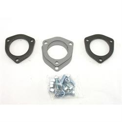 Patriot Exhaust H7254 3-bolt Collector Flange Kits, 2-1/2 Inch