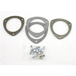 Patriot Exhaust H7261 3-bolt Collector Flange Kits, 3-1/2 Inch