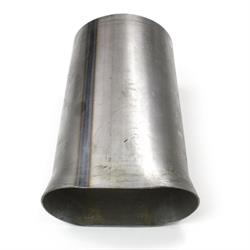 Patriot Exhaust H7666 2-1 Formed Collector, 2-1/2x3-1/2x6-1/2 In