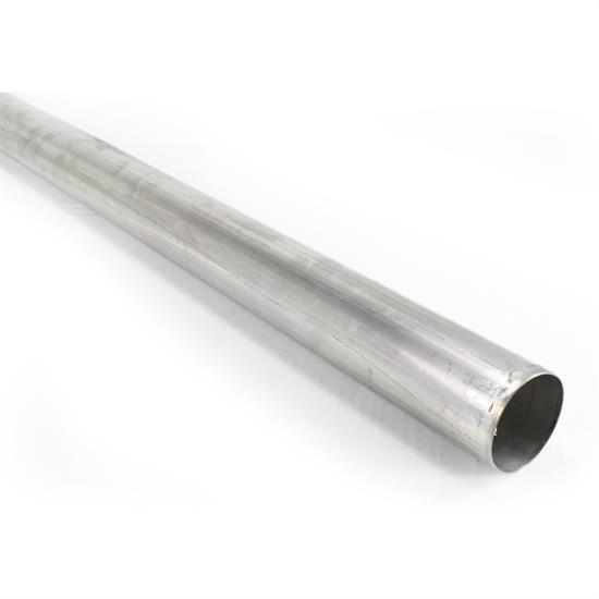 Patriot Exhaust H7712 Tubing, Stainless Steel, 2-3/8 Inch, 18 Gauge