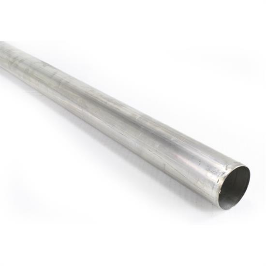 Patriot Exhaust H7714 Tubing, Stainless Steel, 2-1/2 Inch, 18 Gauge