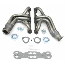 Patriot Exhaust H8025 Tri-5 Header, 55-57 SBC, Raw