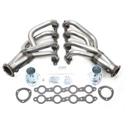 Patriot Exhaust H8046 Tri-5 Header, 55-57 Chevy LS1, Raw