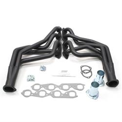 Patriot Exhaust H8054-B Header, 73-87 Chevy Truck BBC, Blk, 1-3/4 Inch