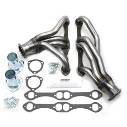 Patriot Exhaust H8056 Clippster Header, 64-94 GM, Raw, 1-5/8 Inch