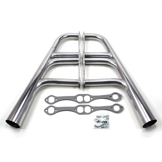 Patriot Exhaust H8084-1 Traditional Lakester Header
