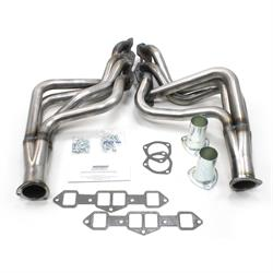 Patriot Exhaust H8101 Full Length Header, 65-75 Cutlass 400-455, Raw