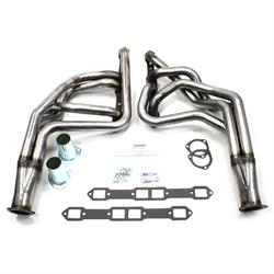 Patriot Exhaust H8207 Full Length Header, 67-74 Mopar B-Body, Raw