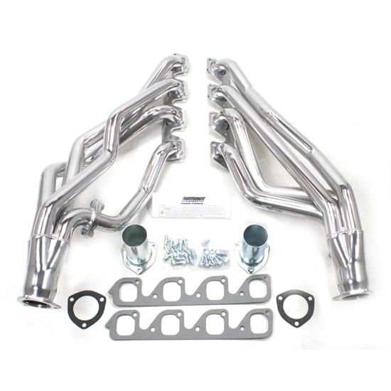 Patriot Exhaust H8411-1 Full Length Header, 67-70 Mustang, CC