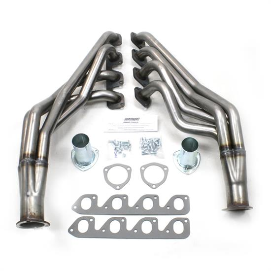 Patriot Exhaust H8412 Full Length Header, 71-73 Mustang, Raw